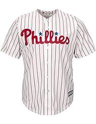 Majestic philadelphia phillies cool base de maillot de baseball mLB domicile