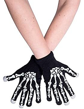 Guantes Blue Banana Skeleton Han