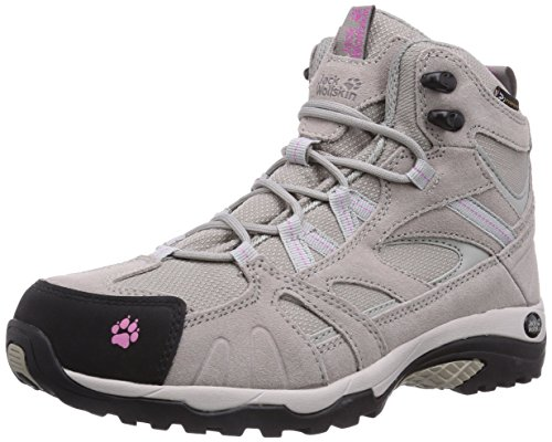 Jack Wolfskin Vojo Hike Mid Texapore, Chaussures de Randonnée Femme