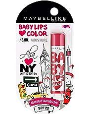 Maybelline Alia Loves New York Baby Lips