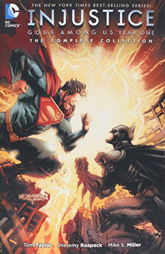 Injustice Gods Among Us Year One The Complete Collection TP