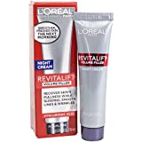 L'Oreal Paris Revitalift Volume Filler Night Cream, 0.5 Oz Travel Size