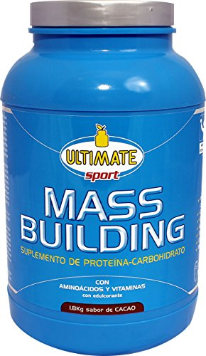 Ultimate Italia Mass B Building Gainer, Cacao - 1800 gr
