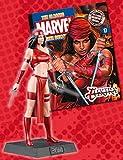 Figura de Plomo Marvel Figurine Collection Nº 17 Elektra
