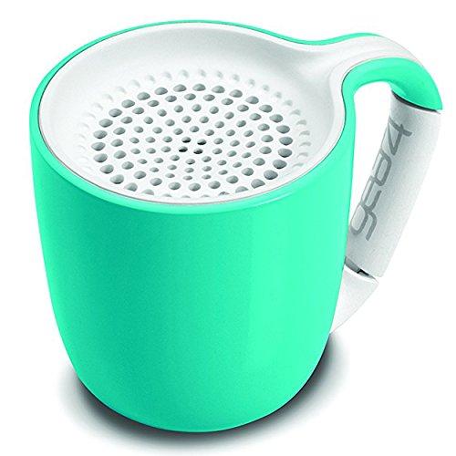 Gear4 Espresso Cup Portable Sans fil Universal 3.0 Haut-parleur Bluetooth (Pastel Vert)