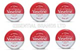 Vaseline Lip Therapy Petroleum Jelly 20g with Rose & Almond