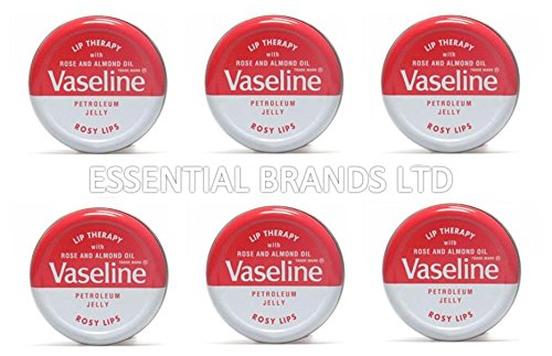 vaseline-lip-therapy-petroleum-jelly-20g-with-rose-almond-oil-rosy-lips-x-6-tins