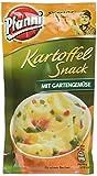 Pfanni Kartoffel Snack Kartoffelpüree mit Gartengemüse 1 Portion, 5er Pack (5 x 46g)