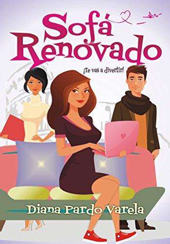 Sofá renovado: ¡Te vas a divertir! (Sofá para Tres nº 2) por Diana Pardo