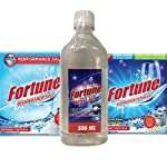 Fortune Combo Pack Dishwasher Starter Kit - 2.5 kg