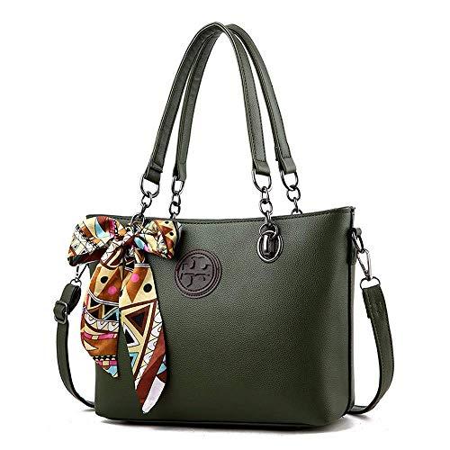 Handtasche Multifunktionsentwurf Elegante Einkaufstasche Für Schule Arbeit Reise Einkaufen Mode Umhängetasche Einfach