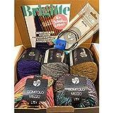 Lana Grossa Brigitte Charity-Paket 2018
