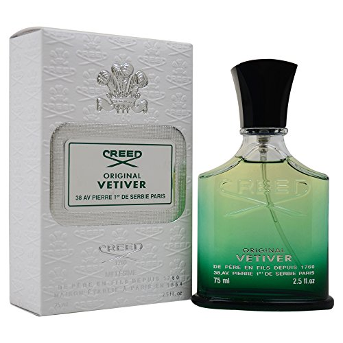 Profumo Unisex Creed - Vetiver Originale 2.5oz (75ml)