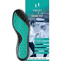 natch! Optizone Five, extrem leichte und atmungsaktive Einlegesohle, bei normalem Abrieb der Schuhsohle, Größe... preisvergleich bei billige-tabletten.eu