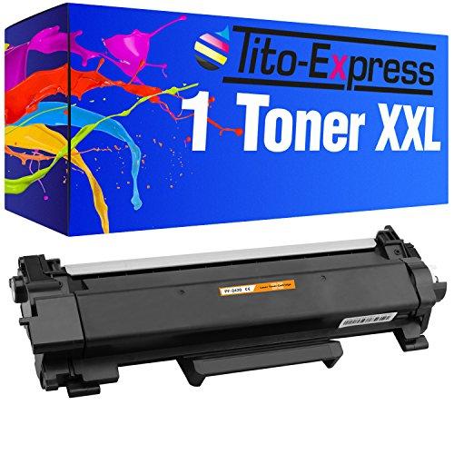 Tito-Express PlatinumSerie 1 Toner XXL für Brother TN-2420 HL-L2310D L2375DW L2370DN MFC-L2710DN L2710DW L2712DN L2712DW L2730DW L2732DW L2750DW L2510D L2512D L2550DN | MIT CHIP