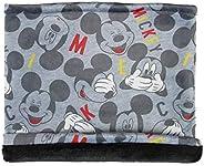 CERDÁ LIFE'S LITTLE MOMENTS Braga para el Cuello Infantil de Mickey-Licencia Oficial Disney Bufanda para c