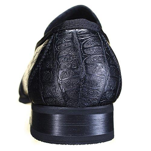 Reservoir Shoes - Chaussure Derbies Anibal Mocassin Noir Noir