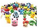 Pokemon Colección de figuras de juguete...