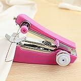 Mini Nähmaschine Hand Haushalt Supplies rose
