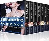 Billionaire Romance Boxed Set: 7 Steamy Full-Length Novels (English Edition)