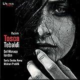 Puccini : Tosca. Tebaldi, Del Monaco, London, Corena, Molinari-Pradelli.