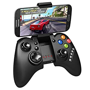 Vernwy Klassisches Gamepad Android Handle IOS Android Bluetooth Handle