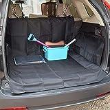 PET HOUND Coprisedile Auto Cane Auto Posteriore Tappeto Auto Cane Seggiolino Auto con Il Cane di Aumento Pad Bagagliaio Auto Mat Impermeabile E Resistente allo Sporco
