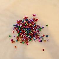 Deanyi cascabeles/pequeño Bell/Timbre Miniatura para Bicicletas/astrosamente para de Navidad 100 Piezas Cada Paquete 6 mm