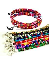 DISOK - Lote de 20 Cordones para Gafas Étnico - Ideal cómo Detalles de Bodas …