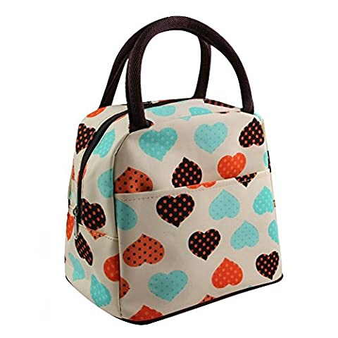 Baloray Lunch Bag for Women Waterproof Insulated Lunch Box for Kids and Adults