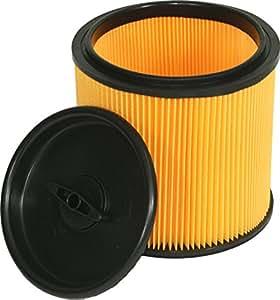 Filtre à plis nTS filtre parkside pNTS 1400 c1 iAN 89964 stahlinnengitter filtrante avec filtre et couvercle à poussière
