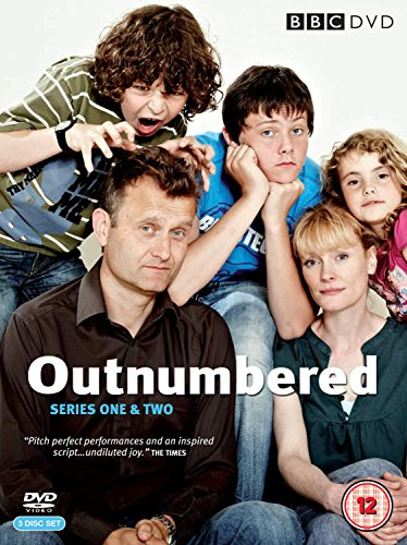Outnumbered - Series 1 and 2 [3 DVDs] [UK Import]