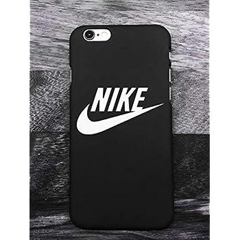 coque noir nike iphone 6