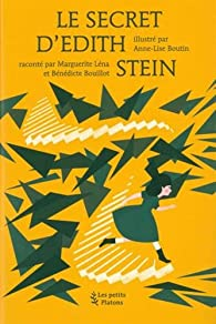Le secret d'Edith Stein par Anne-Lise Boutin