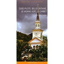 Case-Pilote, Bellefontaine, Le Morne-Vert, Le Carbet
