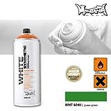 Montana White 6040 grassgreen, 400 ml Sprühdose glänzend