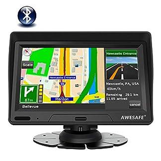 AWESAFE-Navigationsgert-fr-Auto-LKW-PKW-mit-7-Zoll-Navigationssystem