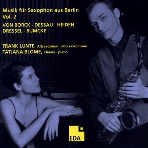 Music for Saxophone from Berlin, Vol. 2: 1934-1938