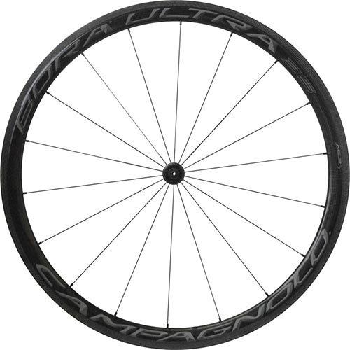 Juego de ruedas Campagnolo Bora Ultra 35 para cubierta (2018) - Ruedas de competición