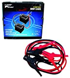 Blackspur BB-JL100 8' JUMP LEADS WITH HEAVY DUTY CLAMPS