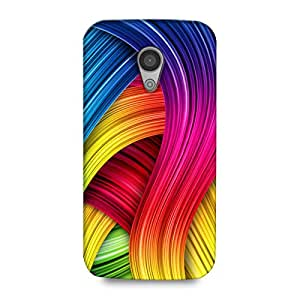 The Palaash Mobile Back Cover for Motorola Moto G2