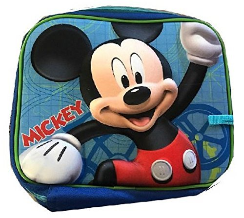 Fast Forward New York Disney Mickey Mouse Lunchbox 3D isolierte Lunchbox Kit (Lunch-boxen Mickey)