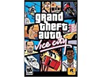 GTA Vice City (No Any Download Required) PC Games DVD Standard Edition (Windows)