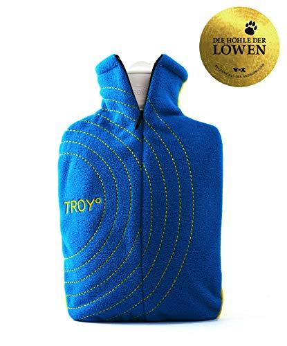 TROY - die sichere Wärmflasche -  2x so lange warm – schneller auf...