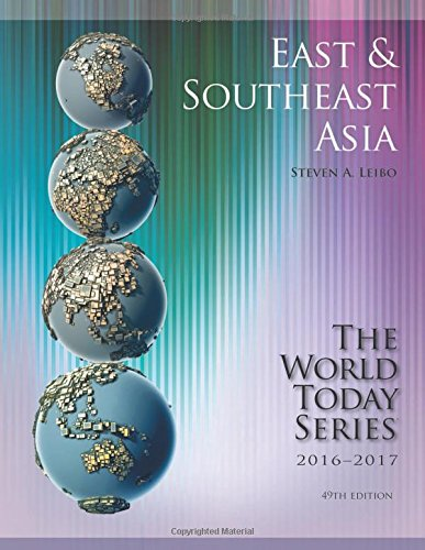 East and Southeast Asia 2016-2017 (World Today (Stryker))