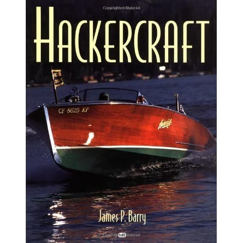 Hackercraft by James P. Barry (2002-05-26)