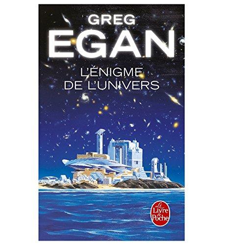 L'Enigme de l'univers par Greg Egan