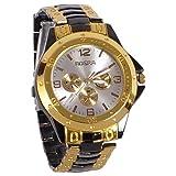 Madhav Fashion chronograph Analogue Gold...