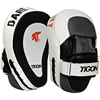 Focus Pads,Hook & Jab Mitts,MMA Boxing Kick Gloves Punching Training Sparring