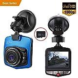 Mini cámara de salpicadero para coche con grabadora de cámara de salpicadero, Full...